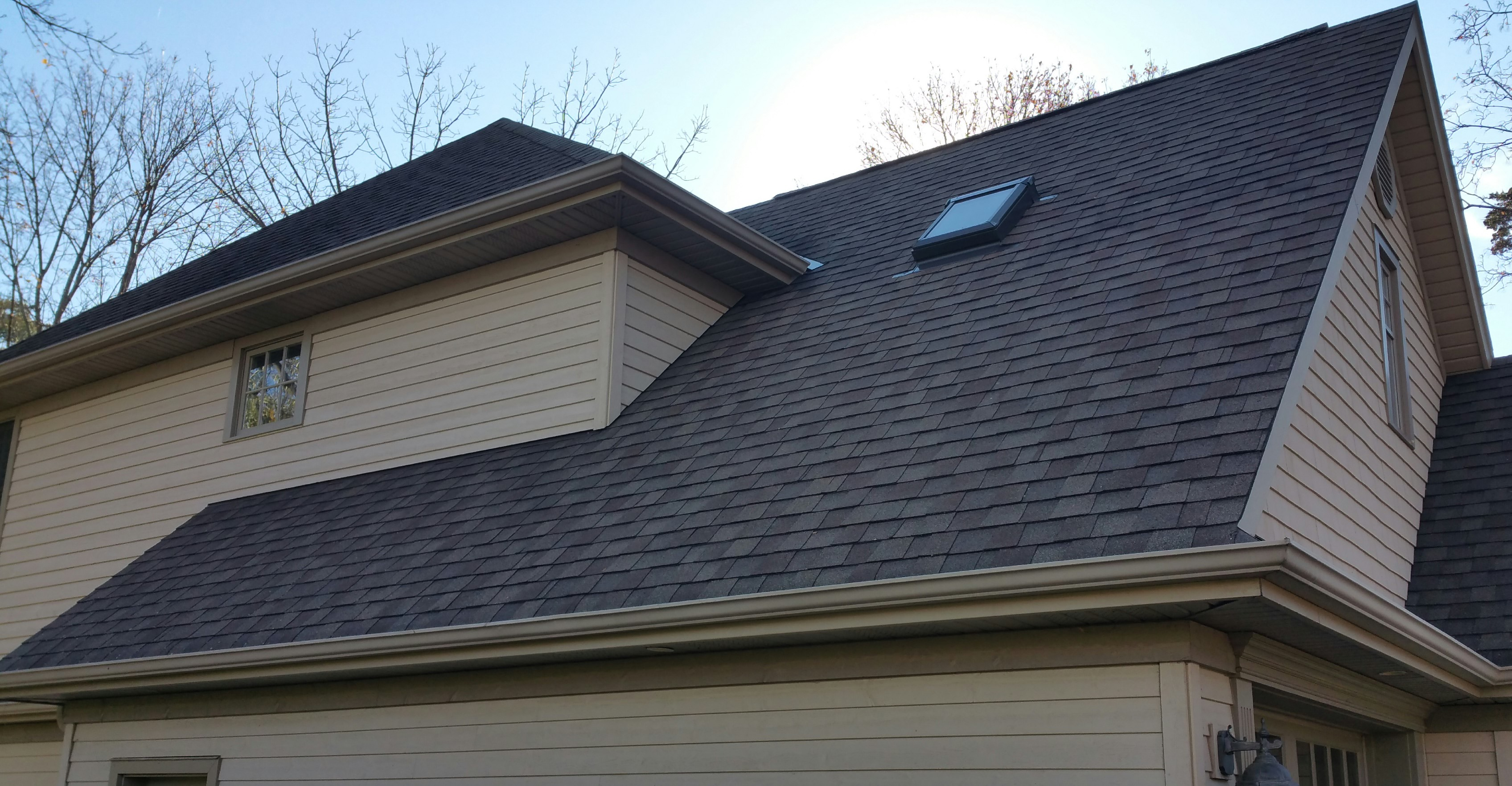 Vaughan Roof Cleaning